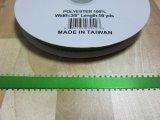 【ピコ リボン】3/8インチ幅 50ヤード アップルグリーン